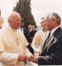 01My father, Rabbi Ben Isaacson, with Pope John Paul II