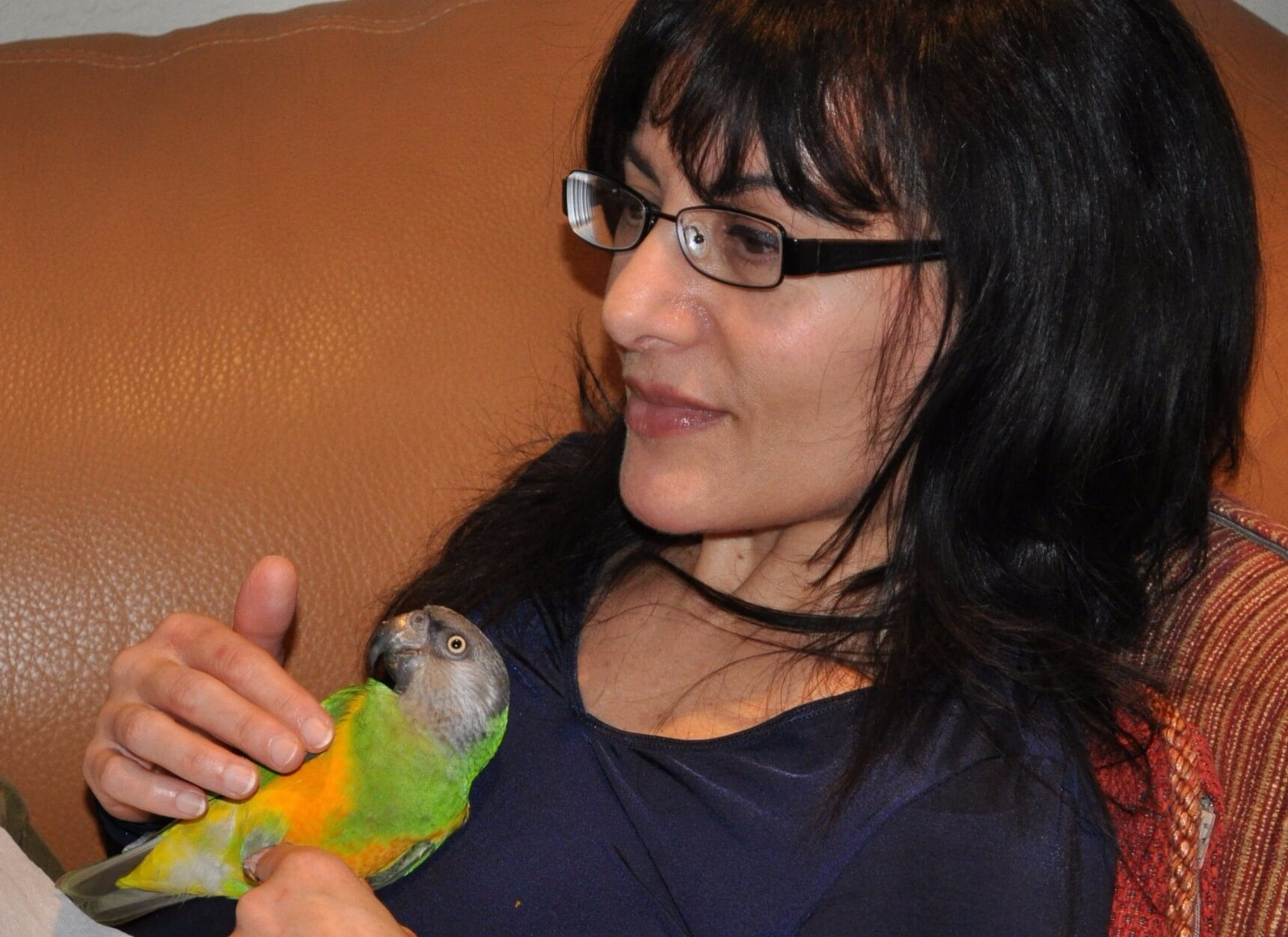30T Cup with his Mommy, March 2011
